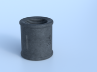 Malleable Iron Fitting Socket