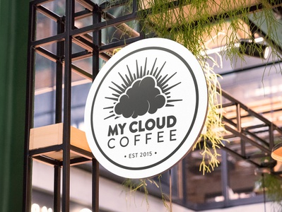 My Cloud Coffee Logo