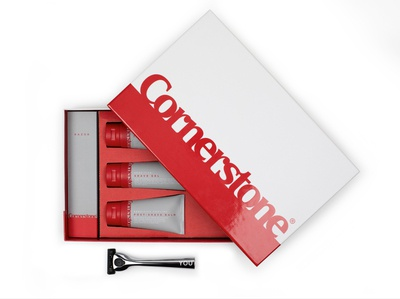 Cornerstone Christmas Box Design