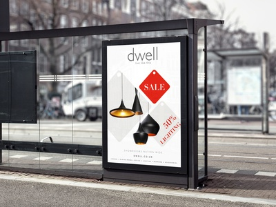 Dwell Sale Campaign
