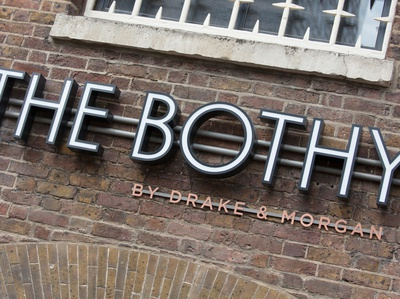 The Bothy Logo