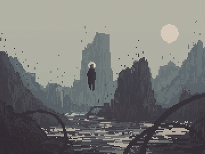 Pixel Art design artist art direction 8-bit illustrator illustration mainz pixelart 8bit pixel