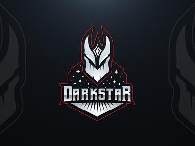 DARKSTAR Gaming/Mascot Logo.