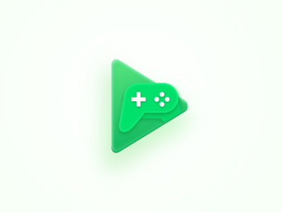 Google Play Game Icon