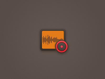Recorder Icon recorder zoom