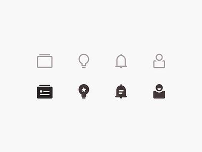 Tab Icons for sspai app tab ios