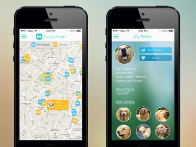 Doggiehood App