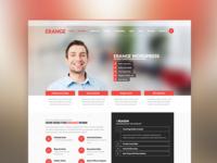Erange - Multipurpose WordPress Theme