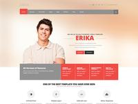 Erika Multipurpose WordPress Theme