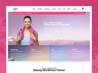 BeautyPress - WordPress Spa Beauty Theme