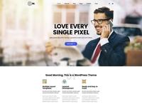 New Moring - Creative Business WordPress Theme