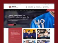 PROCar - Car Service & Workshop WordPress Theme