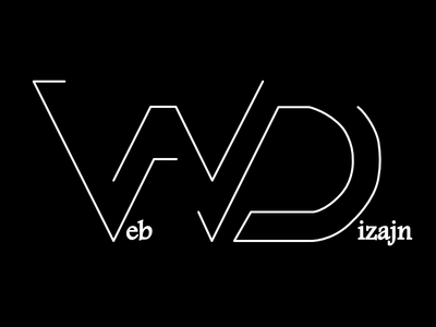 New Logo web design logo