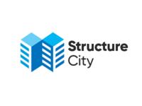 Structure City Logo design