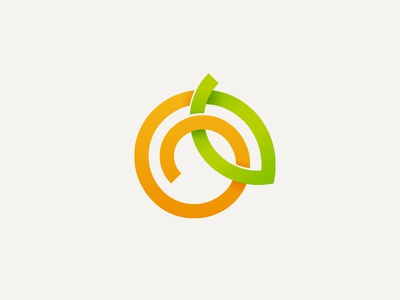 Apricot Logo orange leaf peach fruit media abrikos apricot
