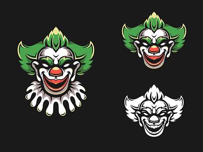 clown branding illustrator design logo logodesigners characterdesign mascot illustration character animation