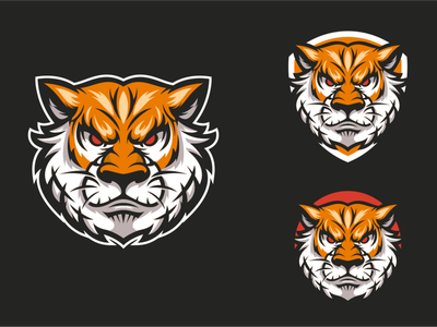 tiger mascot tiger illustrator design esport logodesigners mascot characterdesign animation illustration character branding