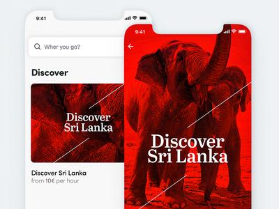 Discover Travel App