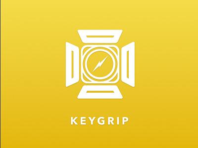 Keygrip Mobile keygrip stage light bolt ios 7