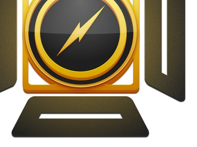 Keygrip Mac Icon keygrip stage light bolt ios 7 shadow glass