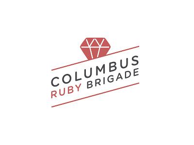 Columbus Ruby Brigade gotham gem slant italic brigade ruby columbus