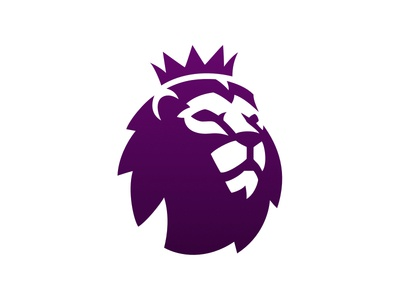 Premiere League Icon purple league premiere football soccer icon