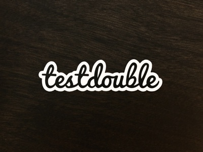 testdouble figma id logo mark word sticker
