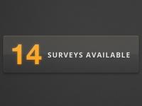Surveys Available