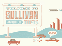 New Sullivan Font from Lost Type