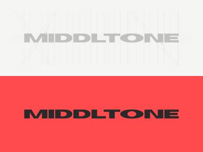 Middltone Logotype Grid brand freelancee middltone agency agency branding brand agency logo design logo grid logo branding brand identity brand design