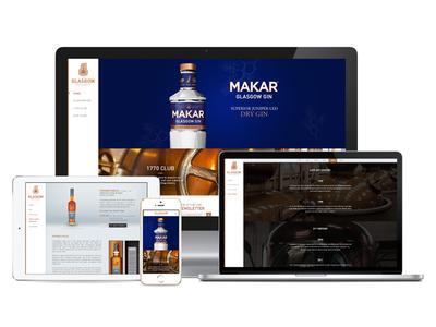 Glasgow Distillery ecommerce gin whisky distilling glasgow distillery