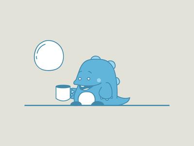 Bubble Bobble bubble bobble amiga coffee