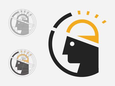 Impart Engine Logo logo courses learning education cloud software loudon design impart engine working