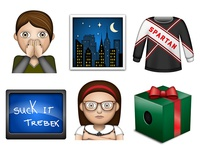 Saturday Night Live Emoji Keyboard
