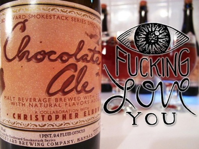 Eye love Chocolate Ale
