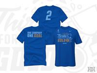 KCCC T-Shirt 2018