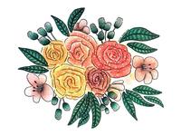 Crazy Floral