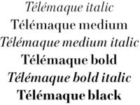 Télémaque FontYou