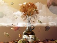 Autumn Mombasa Club Gin Premium