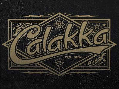 Calakka Badge