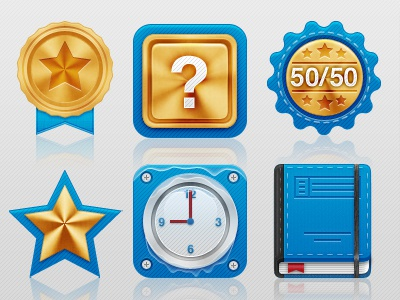 Trivial Icons