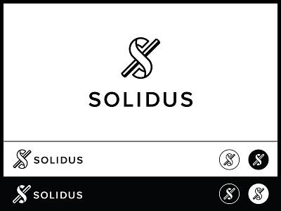 Solidus logo identity mark