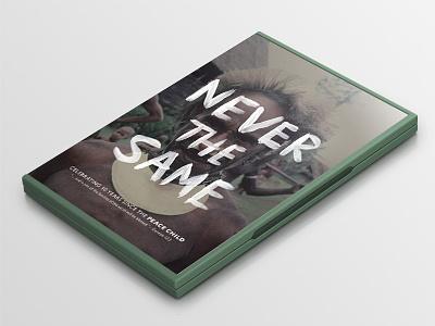 Never The Same DVD Mockup print mockup dvd photoshop
