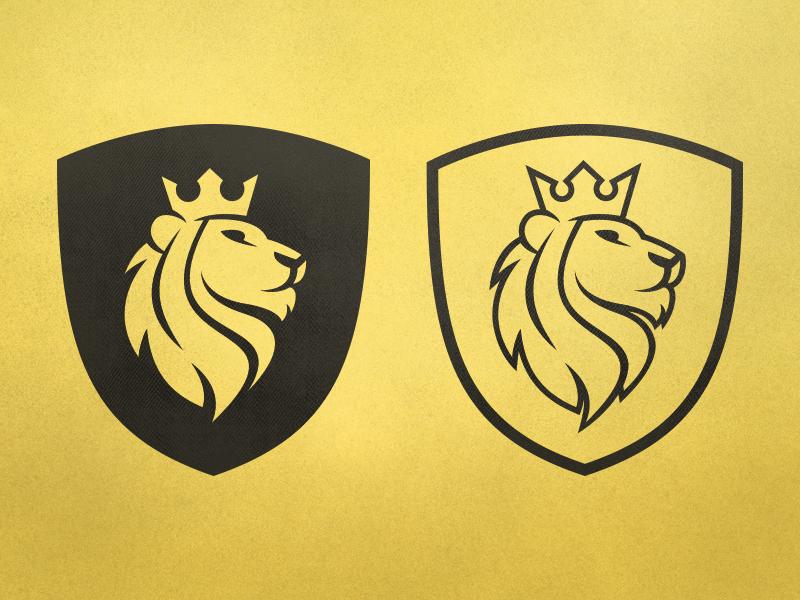 Lion Logo By Matthew Daniels