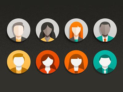 Avatars illustration avatar