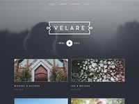 Velare Homepage Alternative