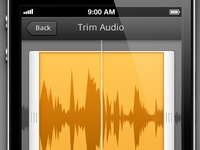 Trim Audio