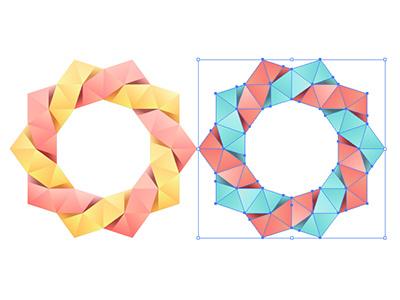 Polygon Pentagons -- Now what? polygon pentagon vector