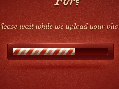 Candy Cane Loader candycane loader christmas interface icon gui ui load loading holiday
