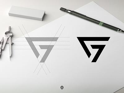 C7 monogram logo concept luxurydesign apparel logogrid identity logoinspirations logoprofesional logoinspire graphic design logo branding monogram initials c7 logo